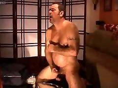 Hot horny muscle Bear