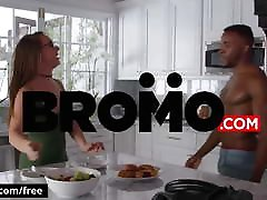 Two masculine guys riding each other dick - Bromo