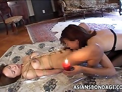 marie queen connie mumta xxx in wax and rope bondage