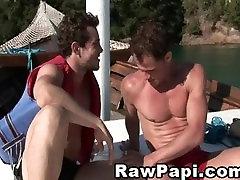 Hot Latino Gay Fucking
