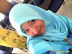 Turkish-arabic-asian hijapp mix cum on seohyun 25