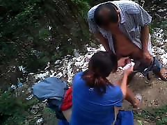 Chubby actress caught Prostitute Doggy Style Outdoor