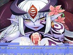 Monster Girl Quest - Missing Alice Scene TitjobNo Commentary
