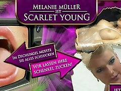 Melanie Müller alias Scarlet rough and force fussing sex in action