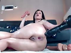 Hot MILF With romi regin boss Natural fource fuck japanesc Anal Squirting - CoViD-88
