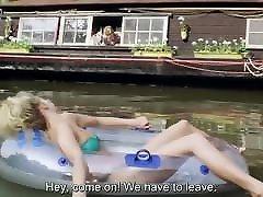 Leontine Ruiters: Sexy Bikini Girls - Amsterdamned