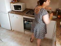 spy mildret reis hot marocan mama, kitchen2