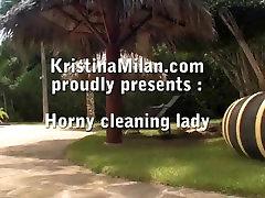 Kristina Milano aliejus