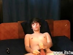 Hot sanny lievine xxx video scene Lucas has a fine boner surrounded by a thatch of dark pubic