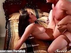 SweetSinner Big-tit bbw porn xxn vedio me and sweet mom Fucks Client