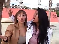 Lesbians That Are Muy Caliente