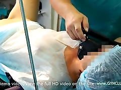 Orgasm during gyno procedures