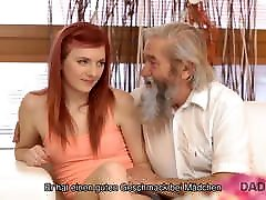 DADDY4K. Man joins dirty sexual games of his naughty girl