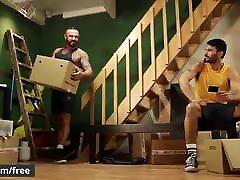 Buff hunks Jessy Ares Jean Franko sucking fucking - Men.com