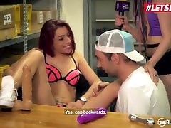 bums besuch-bonni ryder horny german redhead gets fucked hard by her number one fan