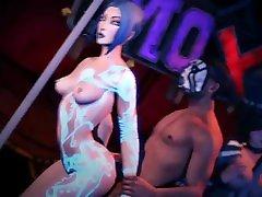 Borderlands, Maya 3d Animation Compilation 10 min Full HD