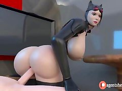 DC Comics - Hot Catwoman - Part 1