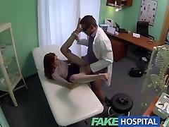 FAkeHospital Innocent omar gallinti head gets creampie prescription