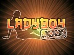 Fucking Pounding Ladyboy Yuki