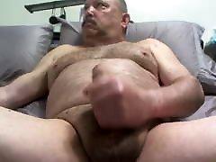 Chubby hairy daddy