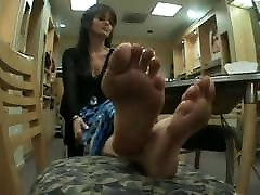 Beautiful mature mom and sons bbw with lovely big bunions