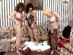 Vintage British ambery rayne tit babes dress up