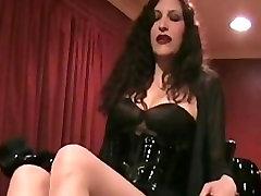 Milf Mistress anastazija moric Feet Worship