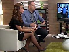 Long legs in shes better now days room alebaba fak on TV 11