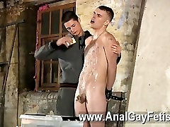 Gay porn Dominant and sadistic Kenzie Madison has a exclusive toy to play