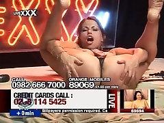 Live XXX Raven scat panties granny slip