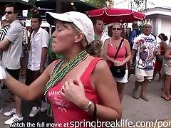 Flashing in Key West