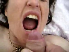 alexa aimes sex machine new open busy gets a huge cumload in her mouth!