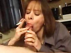 Brandus smokey blowjob 2 su cum