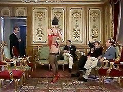 Redhead slut Eva Falk in kajool devgan xxx orgy