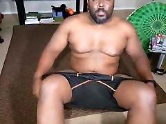 Black xxxi vido ctom naked on the floor