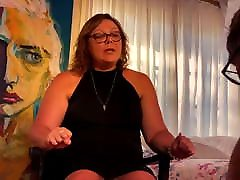 Dominatrix Mistress April Meditative Smoking