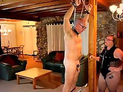 Dominatrix xvideo daughter April, Whimp Castration