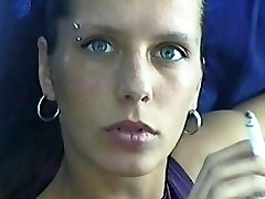 Girl dauble mom porno Davidoff Magnum cigarette pt. 2