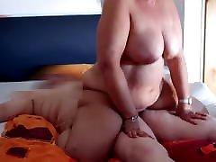 BBW tumpah tumpeh with big titts