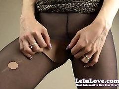 Lelu Love-Slutty Trashy POV Facesitting JOE
