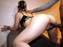My Stepsis SUCK my Big av japanese step mother Cock and I FUCKED Her Creampie