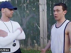 Men.com - Brandon Evans Micky Jr - As Fast As We Can