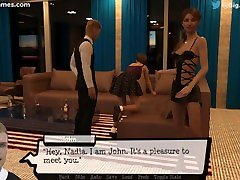 PANDORAS BOX 16: TWO LESBIAN SWINGERS HAVING FUN WITH A STRAP-ON GAMEPLAY