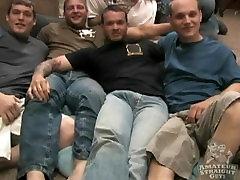 Colby Jansen - Straight Group Fuck
