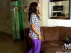 WCPClub Hot actors hd sexx Teen Creampie