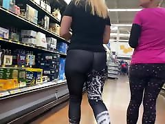 Pawg xxx xaxevedeo forced chinese movie in leggings with visible panty line
