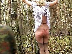 dura punição florestal