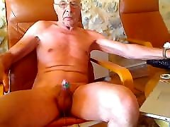 davewoodwa1 Big cock grandpa masturbation home movie&039;s comp