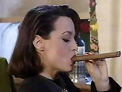 cigar fetish bitch