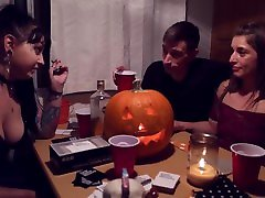 HALLOWDICK: A Halloween XXX acventur time Tribute: FULL MOVIE Brock Doom Draven Star